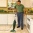 Gruene 2-in-1 Steam Mop and Cleaner