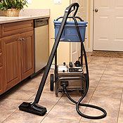 Eurosteam ES4500 Commercial Vapor Steam Cleaner