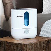 Boneco by Air O Swiss U200 Ultrasonic Cool Mist Humidifier