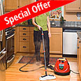 Ladybug Tekno 2350 TANCS Vapor Steam Cleaners