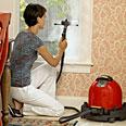 Ladybug XL2300 TANCS Commercial Grade Vapor Steam Cleaner