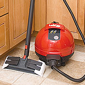 Ladybug 2200S TANCS Vapor Steam Cleaners - Deluxe Package