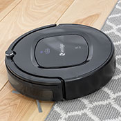 Veridian X410 Smart Robotic Vacuum Cleaner with Wet Mop by Aerus
