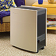 Blueair Air Purifier 501 with Particle & Gas Filters