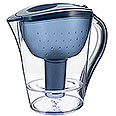 Bluetech Orchid 16-Cup Water Filter Pitcher