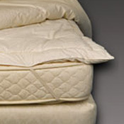 Organic Wool Mattress Pad