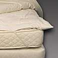 Organic Wool Mattress Pads