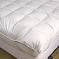 Cozy Down Luxury Down Mattress Pad