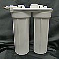 AquaCera Imperial Dual Under Sink Water Filters