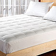 PrimaLoft Luxury Down Alternative Mattress Pads