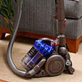 Dyson City DC26 Multi Floor Canister Vacuum Cleaner