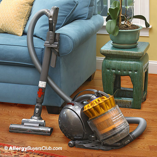 Bagless Vacuum Cleaners