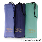 DreamSacks® Silk Airline Comfort Set