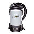 ProTeam® Sierra Backpack Vacuum Cleaner