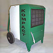 Industrial Low Temperature Dehumidifier - Ebac Kompact