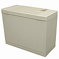 MoistAir 4D8300 13 Gallon Console Humidifiers - White