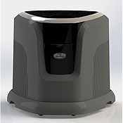 AIRCARE® Decor Series 12 Gallon EA1201 Console Humidifier