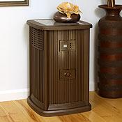 AIRCARE® Designer Series 9 Gallon EP9 500 Pedestal Humidifier - Nutmeg