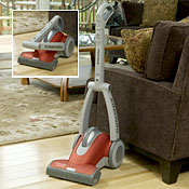 Electrolux Intensity EL5020 Upright Vacuum Cleaner