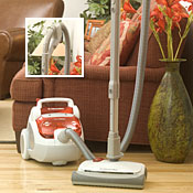 Electrolux TwinClean Bagless Vacuum Cleaner - EL7055A