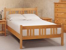 Solid wood bedroom furniture with heirloom quality craftsmanship