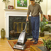 Fuller Heavy Duty HEPA Upright Vacuum Cleaner FB-HD1T
