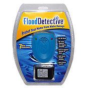 Flood Detective Water Leak Sensor Alarm & Detectors