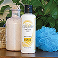 Ginesis Natural Face and Body Scrub