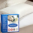 HealthGuard Premium Terry Mattress Protector & Pillow Covers