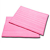 HAAN MF Ultra-Microfiber Cleaning Pads - Pink