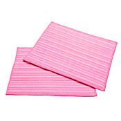 HAAN RMF Ultra-Microfiber Cleaning Pads (2-Pack) - Pink