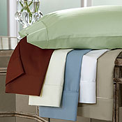 300 Thread Count 100% Long Staple Cotton Sheet Sets by DreamFit