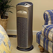 Hunter QuietFlo HEPA Tower Air Purifier - Model 736