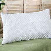 Rejuvenite Talalay Comfort Puff Latex Pillow