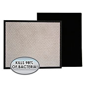 Alen A350 and A375U Virus HEPA Plus Silver Filters with Carbon