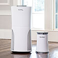 QuietPure Home & QuietPure Whisper Air Purifiers Bundle