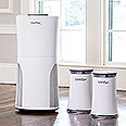 QuietPure Whole House Air Purifiers Bundle by Aerus