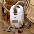 Miele S4212 Polaris Canister Vacuum Cleaner