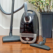 Miele Callisto S5280 Deep Black Canister Vacuum Cleaner