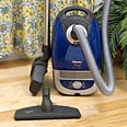 Miele Pisces S5280 Royal Blue Canister Vacuum Cleaner