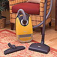 Miele S5381 Leo Canister Vacuum Cleaner