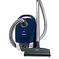Miele S6270 Topaz Canister Vacuum Cleaners