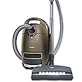 Miele S8990 Uniq canister vacuum cleaners