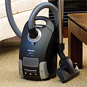 Miele Orion Galaxy Series Hepa Vacuum Cleaners - Deluxe Package