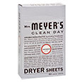 Mrs. Meyer's® Clean Day Lavender Dryer Sheets