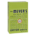 Mrs. Meyers® Clean Day Lemon Verbena Dryer Sheets