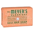 Mrs. Meyers® Clean Day Geranium Daily Bar Soap