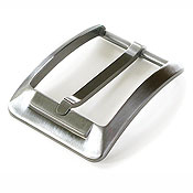 Nickel Smart Titanium Mens Belt Buckle
