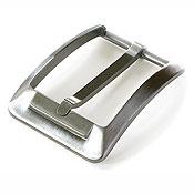 Nickel Smart Titanium Mens Belt Buckle