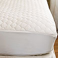 Certified Organic All Cotton Mattress Pad